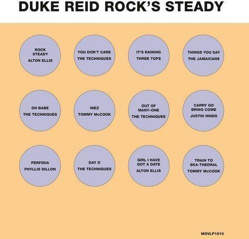 Various Artists - Duke Reid Rock's Steady / Various  Holland - Imp