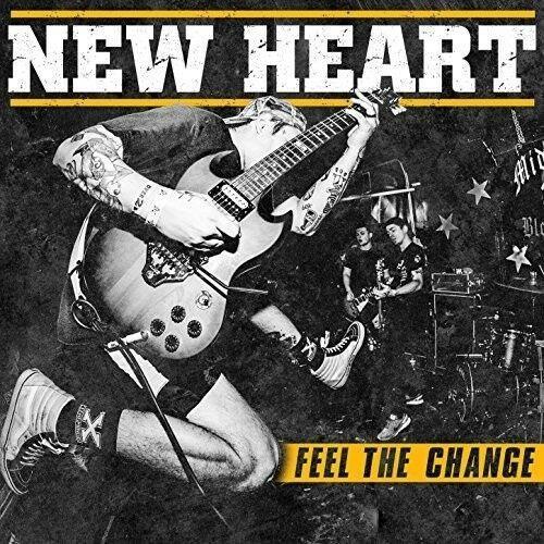 New Heart - Feel The Change