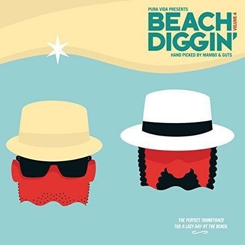 Various – Pura Vida Presents: Beach Diggin' Volume 4