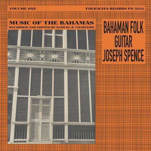 Joseph Spence - Bahaman Folk Guitar