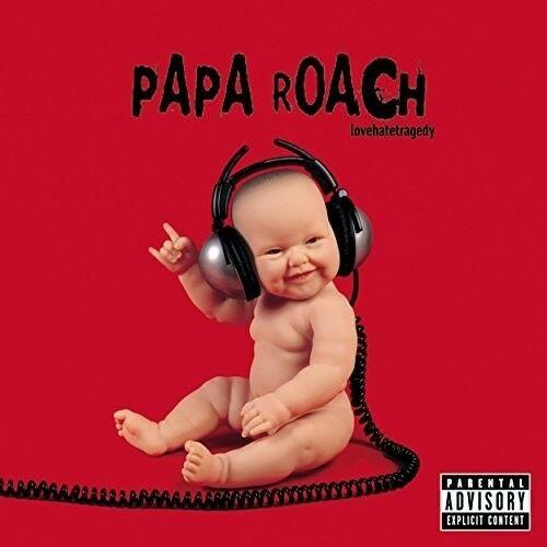 Papa Roach - Lovehatetragedy  Explicit