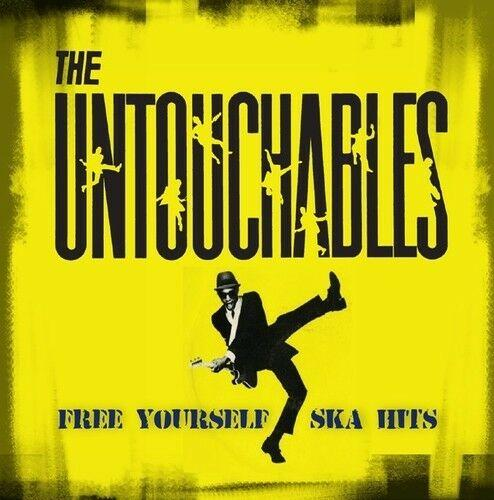 The Untouchables - Free Yourself - Ska Hits  Colored Vinyl, Green,