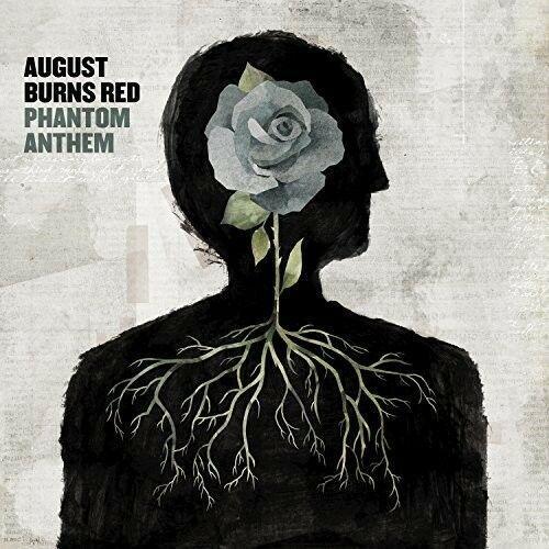 August Burns Red - Phantom Anthem (Transparent Blue & Gold Vinyl)