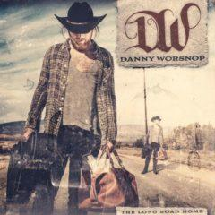 Danny Worsnop - The Long Road Home (Signed LP)