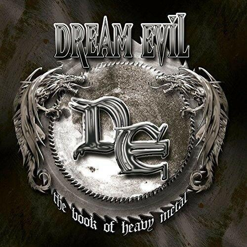 Dream Evil - Book Of Heavy Metal  With CD