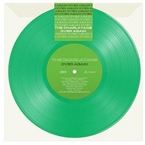 The Charlatans - Over Again (7 inch Vinyl)