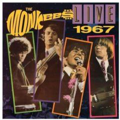 The Monkees - Live 1967 (Red)  Colored Vinyl,