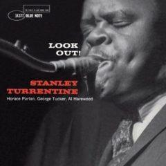 Stanley Turrentine - Look Out: Rudy Van Gelder Recordings  Holland