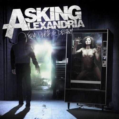 Asking Alexandria - From Death To Destiny  Colored Vinyl, Digital