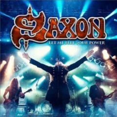 Saxon - Let Me Feel Your Power  With Blu-Ray, With CD