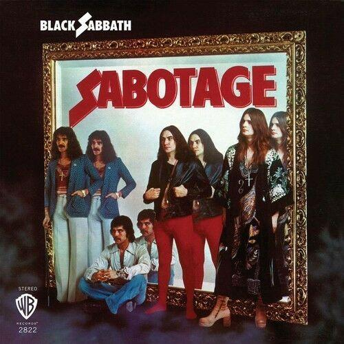 Black Sabbath - Sabotage  Colored Vinyl,  180 Gram, Purple