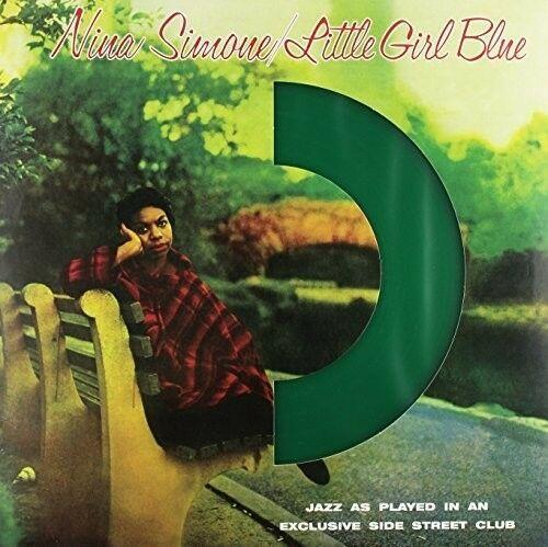 Nina Simone - Little Girl Blue  Colored Vinyl,