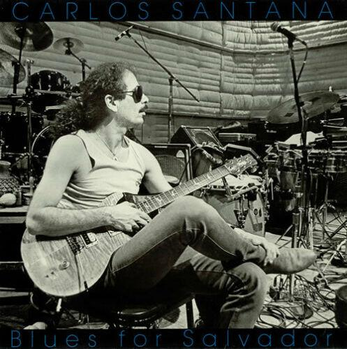 Carlos Santana – Blues For Salvador