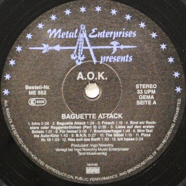 A.O.K. – Baguette Attack