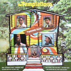 Temptations ‎– Psychedelic Shack