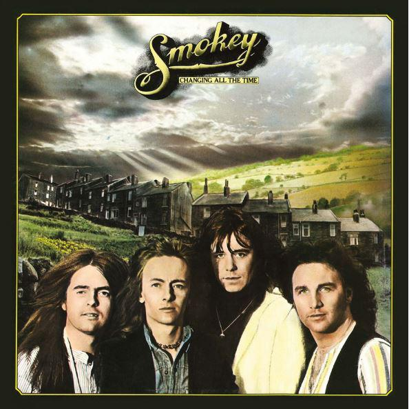 Smokie ‎– Changing All the Time