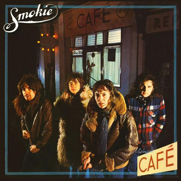 Smokie ‎– Midnight Cafe