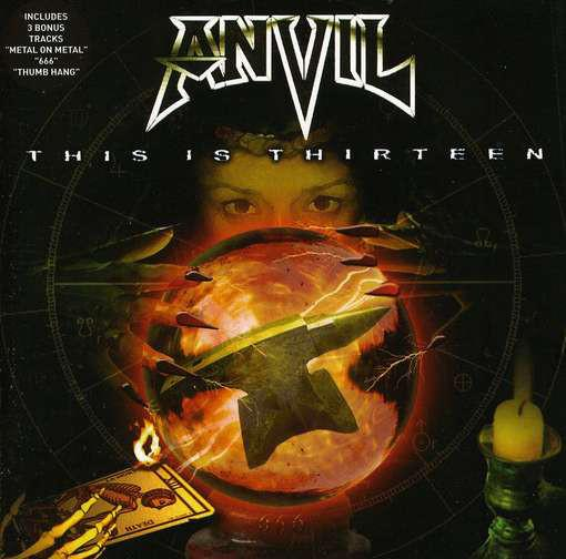 Anvil – This Is Thirteen