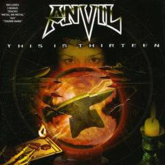 Anvil ‎– This Is Thirteen