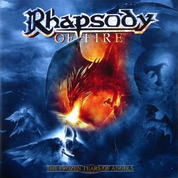 Rhapsody Of Fire ‎– The Frozen Tears Of Angels