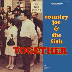Country Joe And The Fish ‎– Together