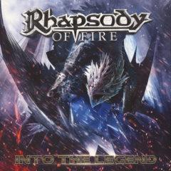 Rhapsody Of Fire ‎– Into The Legend