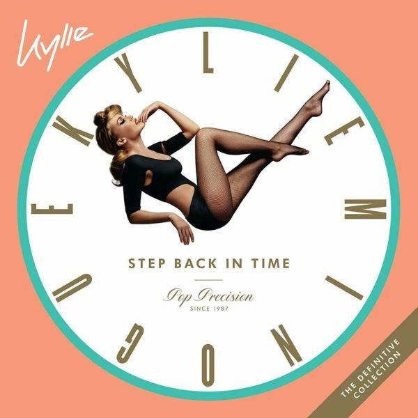 Kylie Minogue – Step Back In Time (The Definitive Collection)