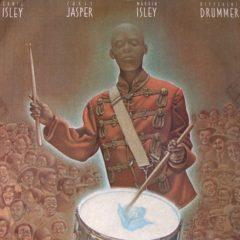 Isley Jasper Isley ‎– Different Drummer