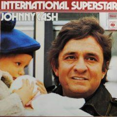 Johnny Cash ‎– International Superstar