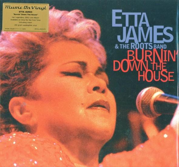 Etta James & The Roots Band – Burnin' Down The House