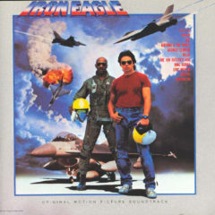 Various ‎– Iron Eagle (Original Motion Picture Soundtrack)