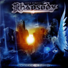 Luca Turilli's Rhapsody ‎– Ascending To Infinity