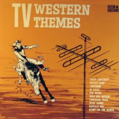 Slim Boyd & His Range Riders ‎– TV Western Themes