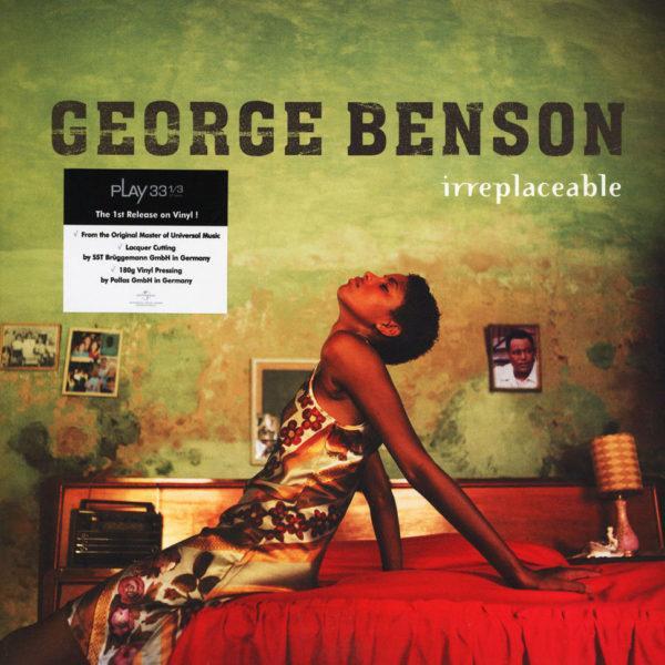 George Benson – Irreplaceable