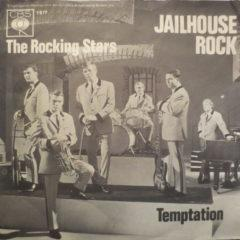 The Rocking Stars  ‎– Jailhouse Rock