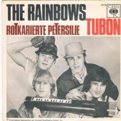 The Rainbows ‎– Rotkarierte Petersilie / Tubon