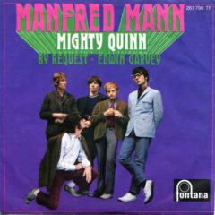 Manfred Mann ‎– Mighty Quinn