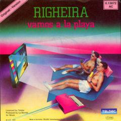 Righeira ‎– Vamos A La Playa