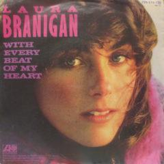 Laura Branigan ‎– With Every Beat Of My Heart