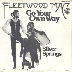 Fleetwood Mac ‎– Go Your Own Way