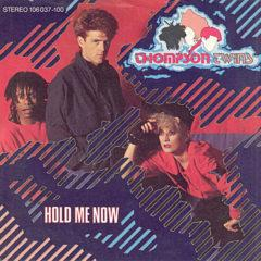Thompson Twins ‎– Hold Me Now
