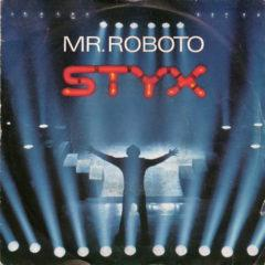 Styx ‎– Mr. Roboto