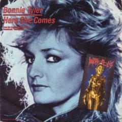 Bonnie Tyler ‎– Here She Comes