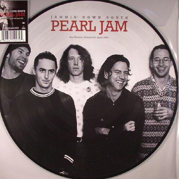 Pearl Jam – Jammin' Down South - Fox Theatre, Atlanta, 3rd April 1994