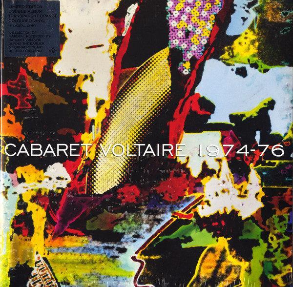 Cabaret Voltaire – 1974 - 1976