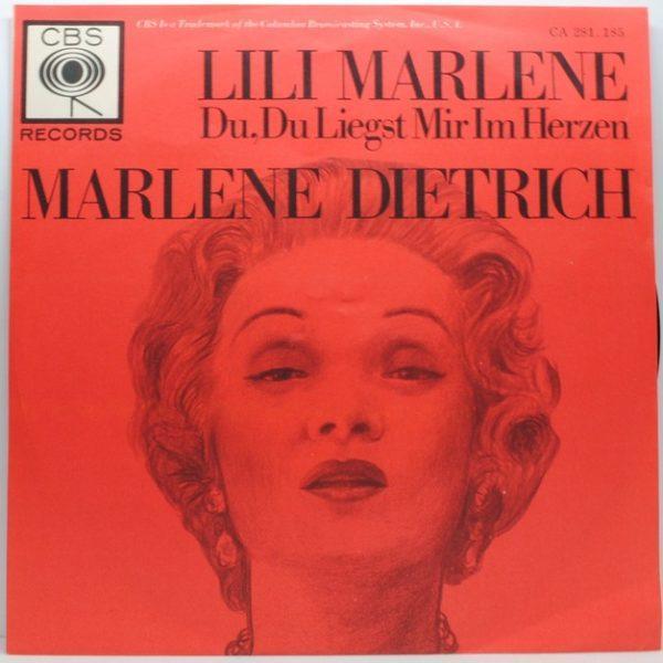 Marlene Dietrich – Lili Marlene