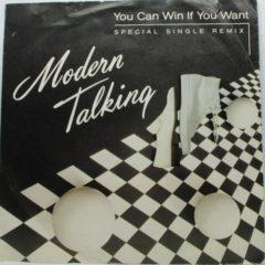 Modern Talking ‎– You Can Win If You Want (Special Single Remix)