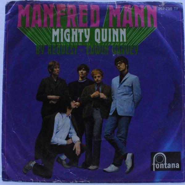 Manfred Mann – Mighty Quinn