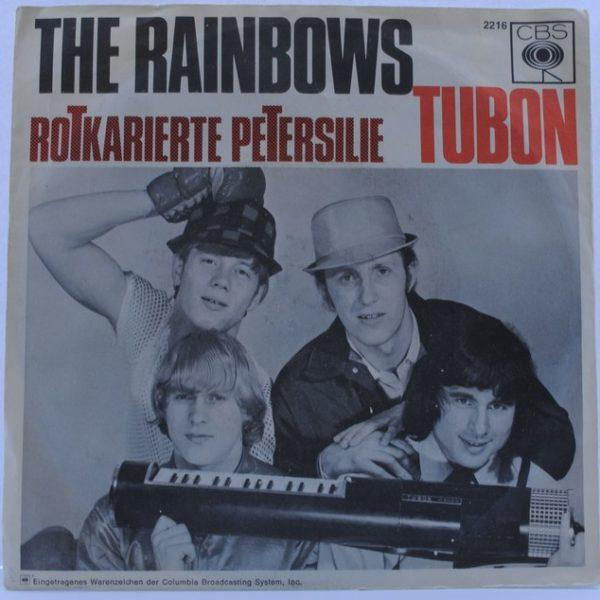 The Rainbows – Rotkarierte Petersilie / Tubon