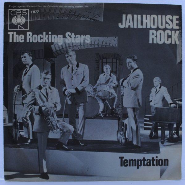 The Rocking Stars  – Jailhouse Rock
